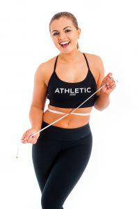 Fitness blogger Tiffany Brien starts her #Cinch6WeekChallenge