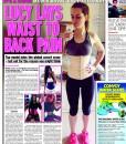 Lucy Evangelista Sunday Life 050715