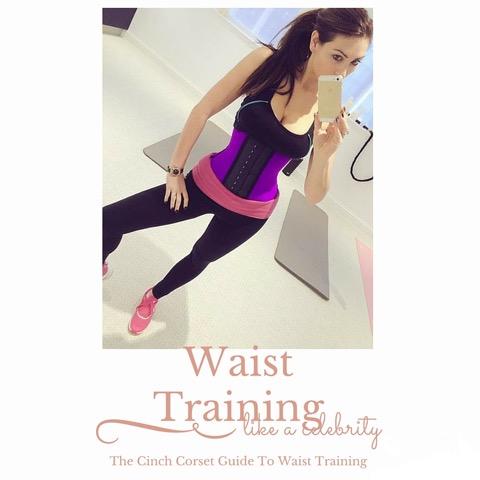waist training corset