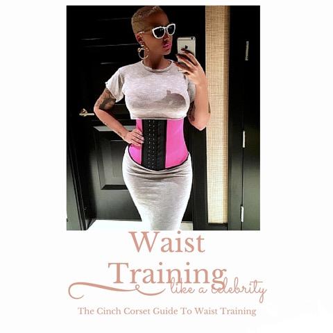 waist training like a celebrity