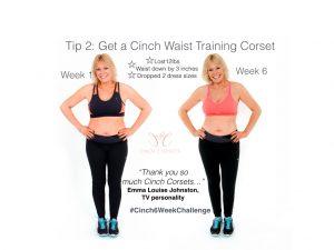 39c8298c7a Emma Louise Johnston 6 week challenge weigh loss waist training corset.001